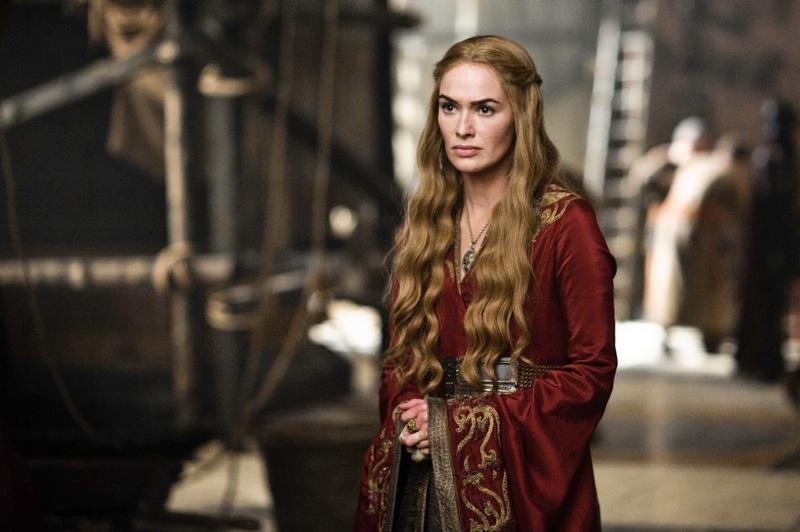 Game of thrones season 2 lena headey