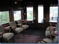 1778 Pennsylvania - Strasburg, PA - Strasburg Rail Road - inside our car