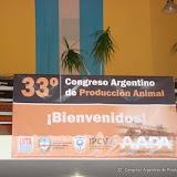 33º Congreso Argentino de Producción Animal