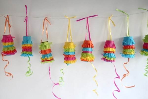 cinco de mayo pull pinata garland tutorial
