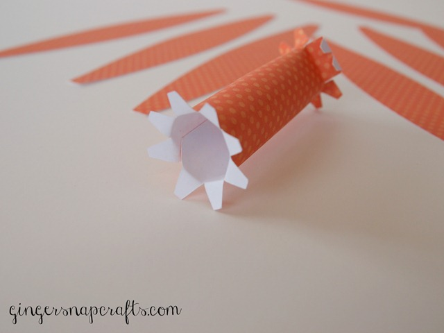 paper pumpkin easy