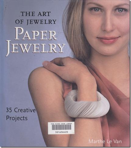 paper jwellery