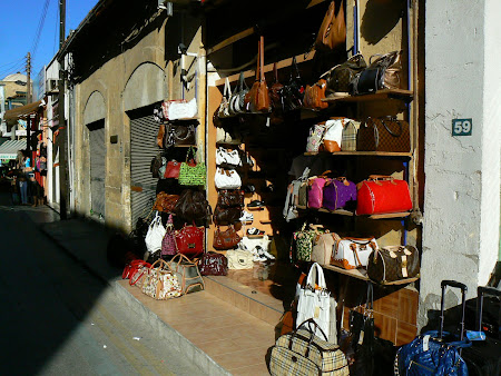 Things to see in Nicosia: Turkish bazaar