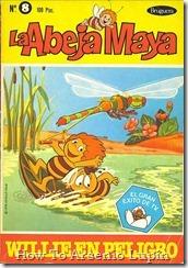 P00008 - La abeja Maya #8