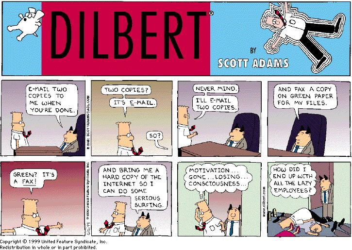 Best of DILBERT's