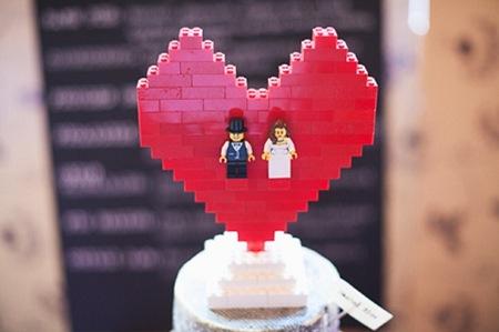 Semplicemente Perfetto Wedding Lego 07