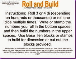 Roll and Build-001