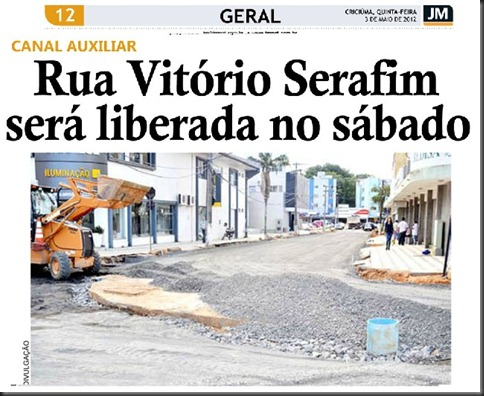 Rua Vitorio Serafim