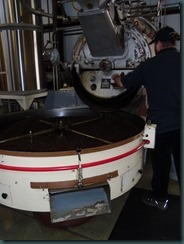 Coffee roasting, open house, Aug 018