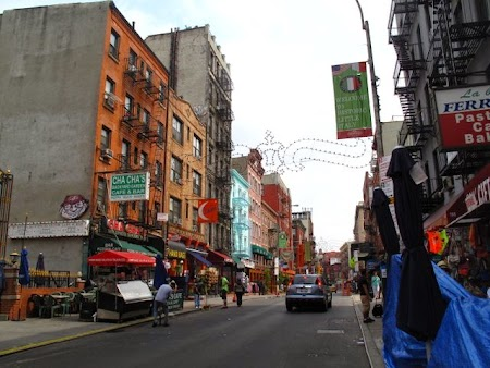Tur culinar New York: Little Italy Manhattan
