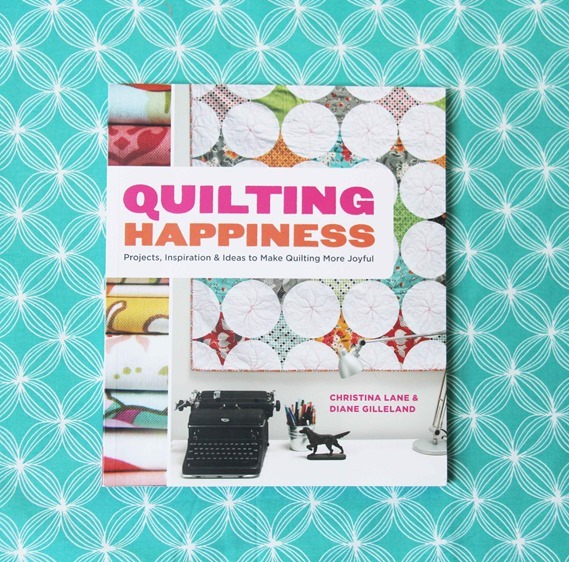 Book review Quilting Happiness
