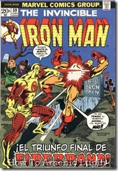 P00203 - El Invencible Iron Man #59