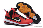 lbj9 fake colorway miamiheat 0 01 Fake LeBron 9