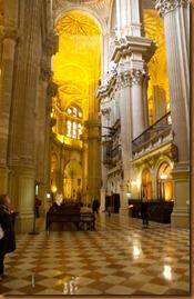 Malaga, cathedral 2