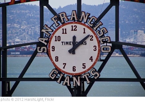 'San Francisco Giants' photo (c) 2012, HarshLight - license: http://creativecommons.org/licenses/by/2.0/