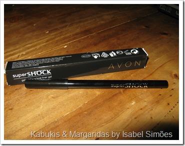 Eyeliner Gel SuperSCHOCK da Avon