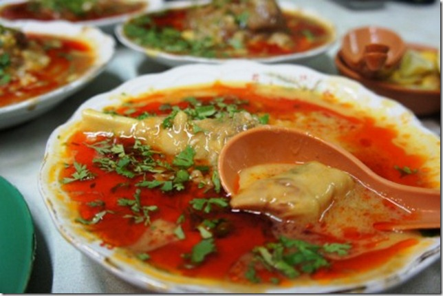 Nalli Nihari or marrow