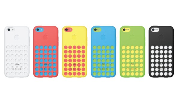 IPhone 5c retro design cases