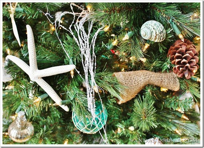 Coastal Christmas Decor