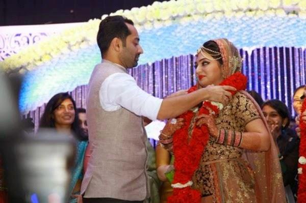 Nazariya Fahad wedding