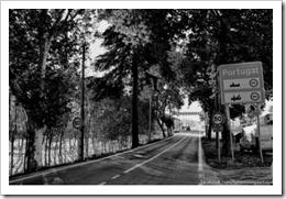 Antiga fronteira Feces - Vila Verde da Raia (Chaves).Out.2012 - Cpia