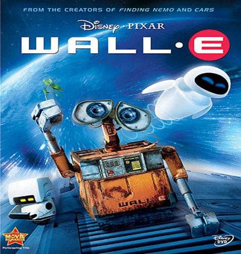 ดุหนังออนไลน์ฟรี Wall-E วอลล์ - อี หุ่นจิ๋วหัวใจเกินร้อย [HD]