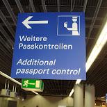 weitere passkontrollen in Frankfurt, Nordrhein-Westfalen, Germany