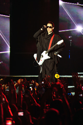 MTV World Stage 2011 : Thirty Seconds To Mars