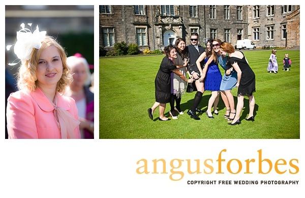 St Andrews university Scottish wedding Photographer Dundee_038