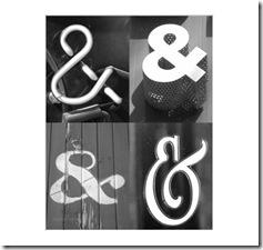 Ampersand Alphanumeric