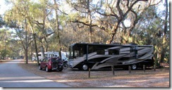 Hillsborough River State Park site 33