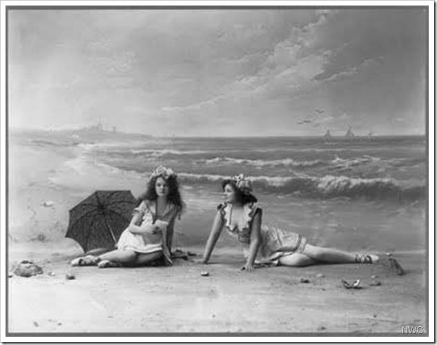 Sand Sun and Sister Fun 3
