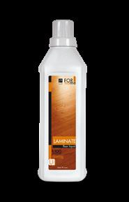Течен препарат за почистване на ламинирани повърхности
