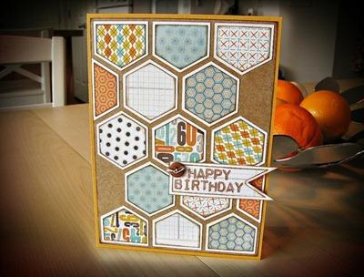 Handmade Cards For Men Pinterest Handmade birthday card for