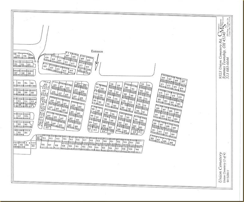 Union CemeteryMap,SymmesTwp,Hamiltonco,OH_0004