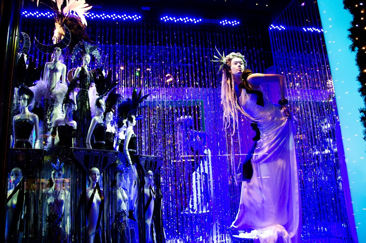 Harrods display