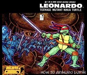 P00003 - TMNT LEONARDO P #13