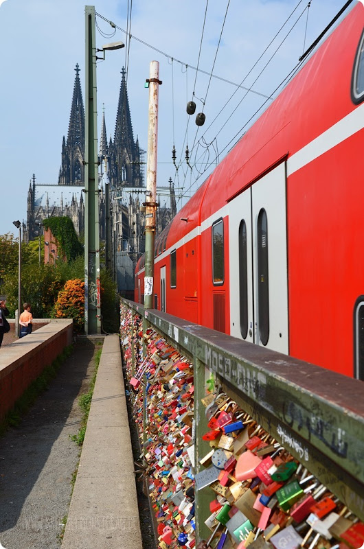 Köln2014 Hohenzollernbrücke15