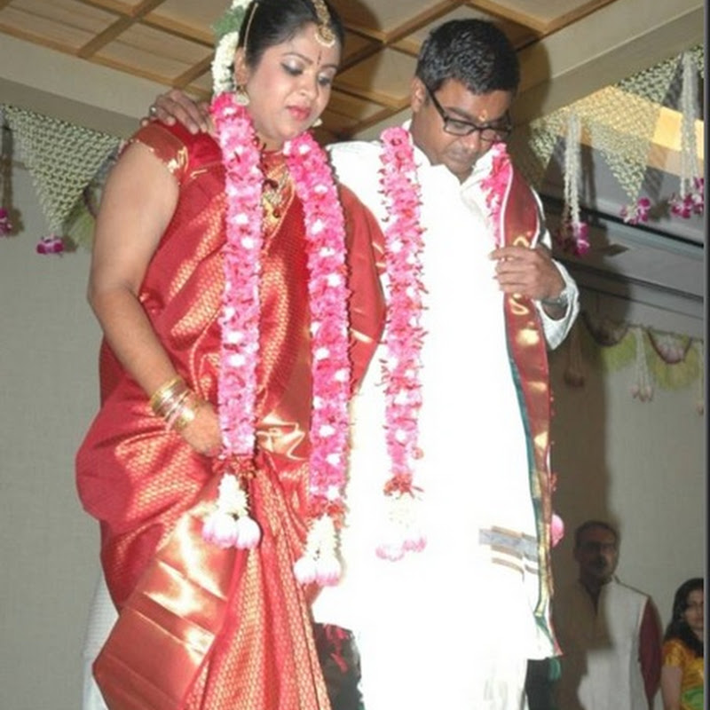 Selvaraghavan Geethanjali Wedding Photos