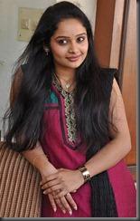 Tamil Actress Advaitha Photo1
