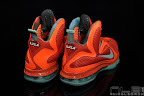 lebron9 allstar galaxy 62 web black Nike LeBron 9 All Star aka Galaxy Unreleased Sample