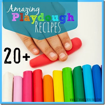 playdough recipes