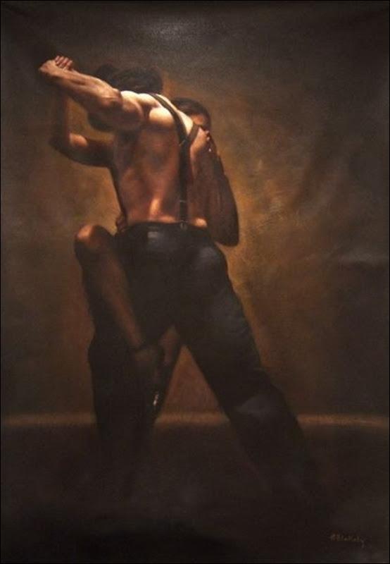 La danse par Hamish Blakeli (6)