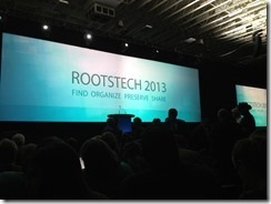 Opening Keynote Rootstech 2013