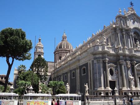 Imagini Italia: Catania-Domul