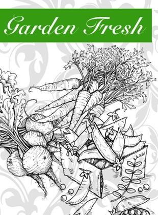 Garden Fresh Graphic