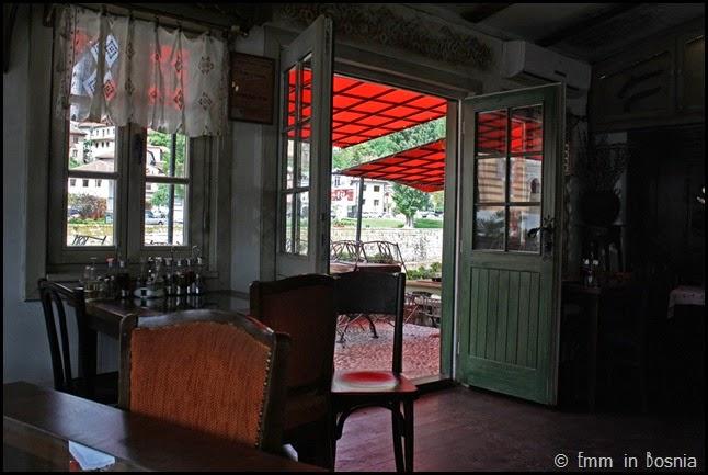 Restaurant Inat Kuca - Sarajevo