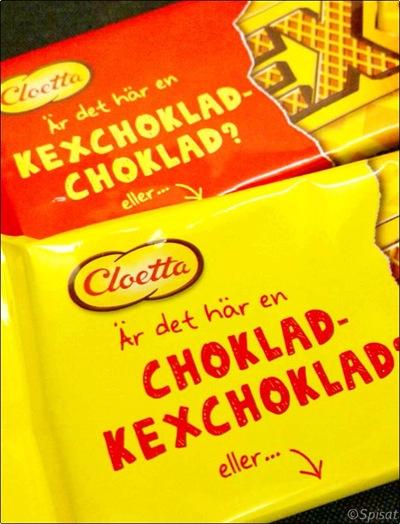 Erik och Mackan - Cloetta Kexchoklad 2.0