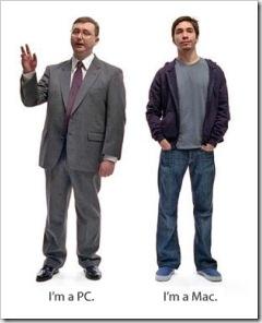Mac v PC Commercial