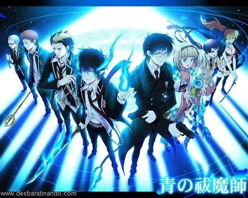 Ao no exorcist  anime wallpapers papeis de parede download desbaratinando   (17)